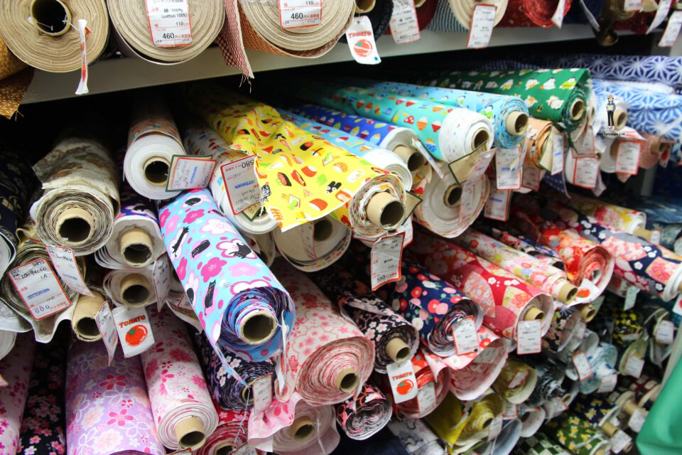 cotton fabric japan